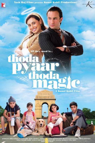 Thoda Pyaar Thoda Magic 2008 x264 720p BluRay Hindi THE GOPI SAHI
