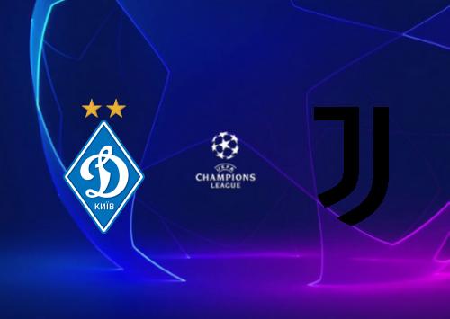 Dynamo Kyiv vs Juventus -Highlights 20 October 2020