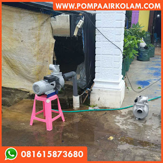 Pompa Air Modifikasi Jet 1500