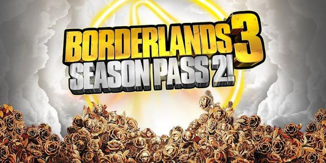 موعد اصدار التحديث الجديد في لعبة Borderlands 3