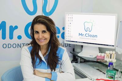 primeiros dentinhos, mr clean odontologia e saúde, kenia monteiro
