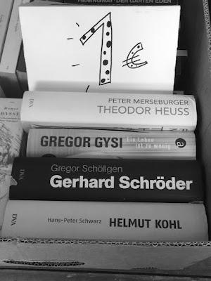 Theodor Heuss, Gregor Gysi, Gerhard Schröder, Helmut Kohl, jede Biografie 1 €