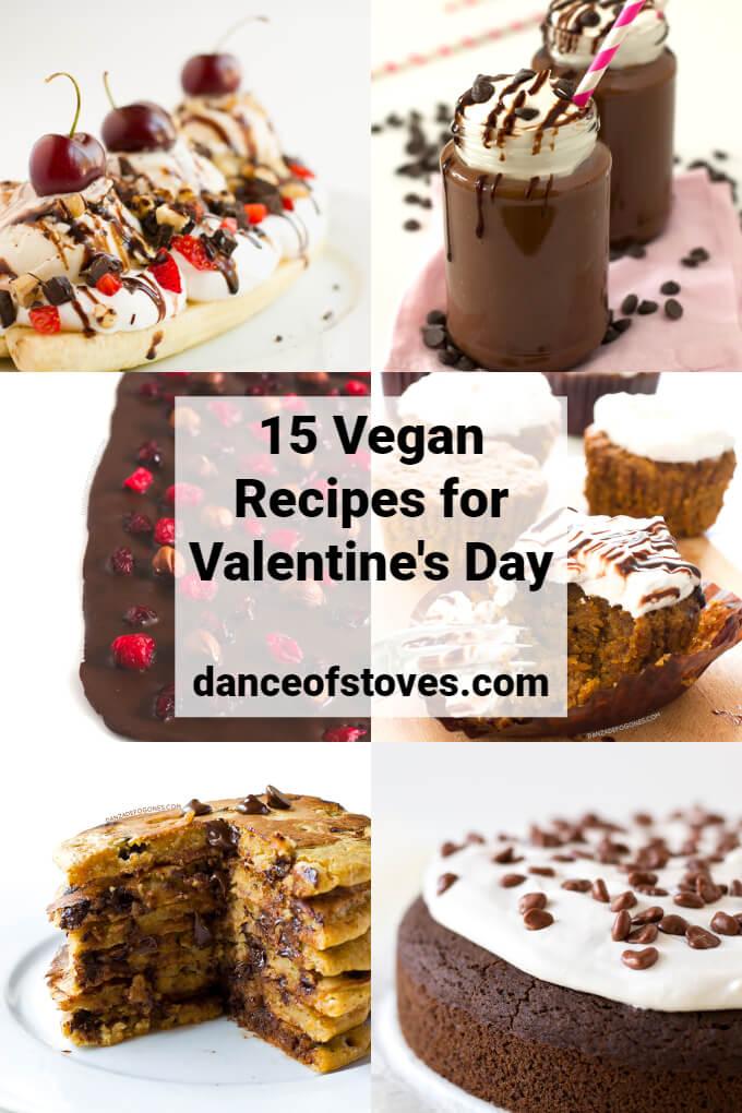 15 Vegan Recipes for Valentine's Day