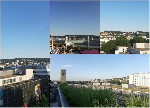 Mirantes e vistas panorâmicas de Stuttgart - Sky Beach Stuttgart