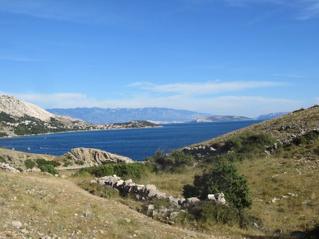 Paesaggio Isola Krk