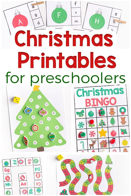Weihnachts-Printables-Pack