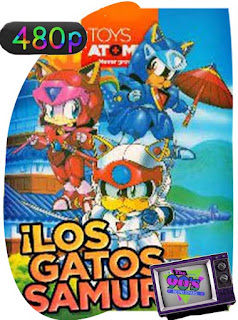 Los Gatos Samurai [1990] Temporada 1 [480p] Latino [GoogleDrive] SilvestreHD