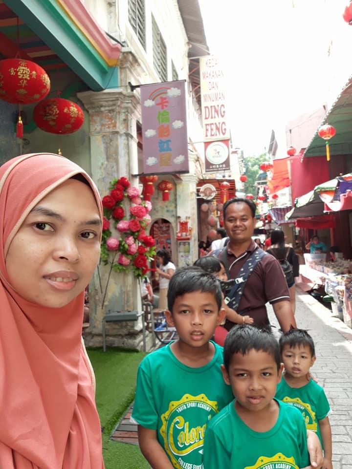 Ilham family sihat for Mural untuk kanak kanak