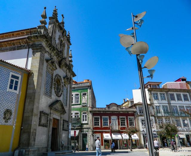 Igreja do Pilar, Braga, Portugal