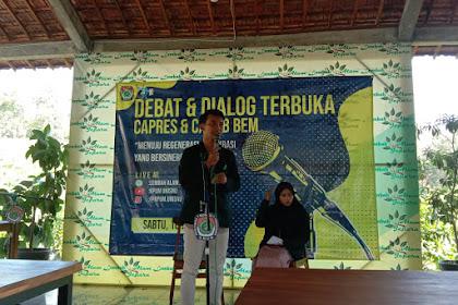 Debat dan Dialog Terbuka Capres dan Cagub UNISNU Berlangsung selama Tiga Jam dalam Dua Sesi