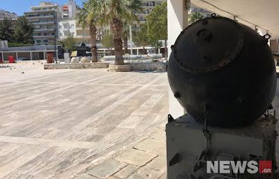Ιστορικά εκθέματα του Ναυτικού Μουσείου σε άθλια κατάσταση