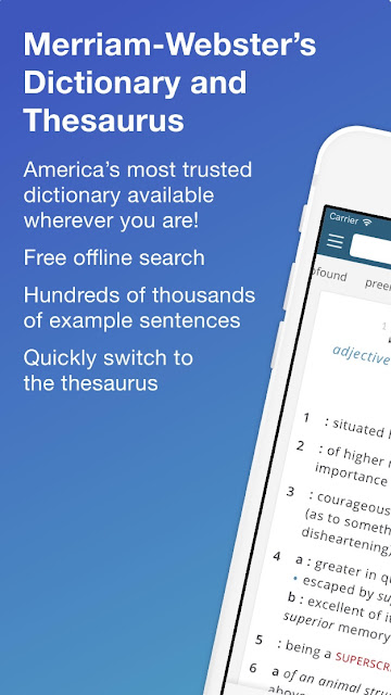 kamus American English