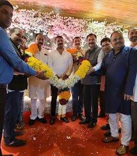जौनपुर के ब्लॉकप्रमुख विनय सिंह और संजय सिंह का उत्तर- संगम संस्था ने किया अभिनंदन | #NayaSaberaNetwork