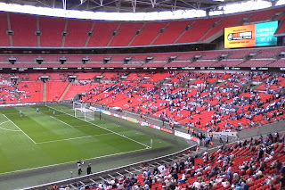 Wembley Stadium, National League play-off final