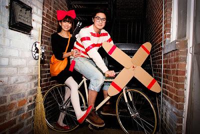 Studio Ghibli Halloween Costumes: Kiki's Delivery Service