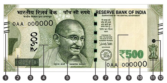 Knowingnuts-Rs. 500-currency-note-features