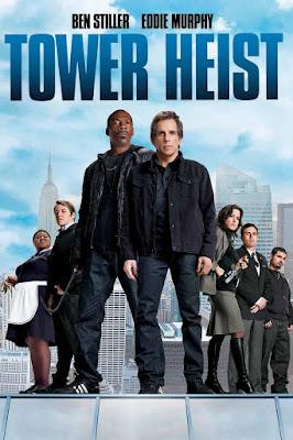 Tower Heist 2011 Dual Audio Hindi 720p BluRay 850mb