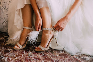 The shoes (Wedding shoes)