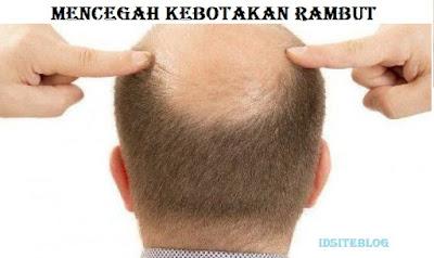 Ingin rambut sehat tidak mudah copot