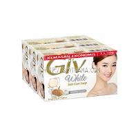 Giv Sabun Mandi White Bengkoang & Yoghurt 3X110g
