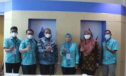 Perumda Air Minum Kota Padang Menuju ISO/IEC 17025:2017 Standar Akreditasi Laboratorium dan Kalibrasi
