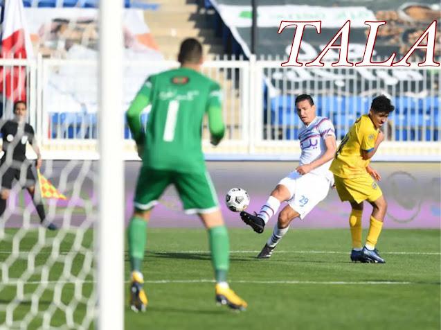 تعادل سلبي بين أبها ضد التعاون في الجولة الثامنة من الدوري السعودي