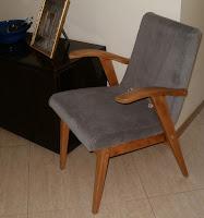 odnawianie fotela Puchała
