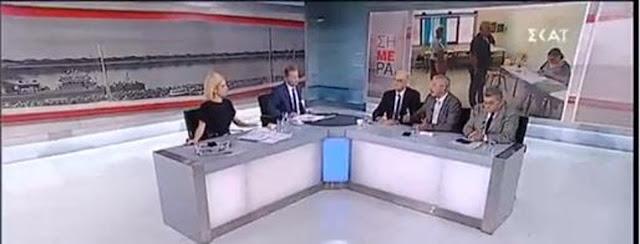 Ο Γ. Μανιάτης στην τηλεόραση του ΣΚΑΪ για περικοπή συντάξεων, εξορθολογισμό δομών δημοσίου με εξοικονόμηση 1 δις €/χρόνο