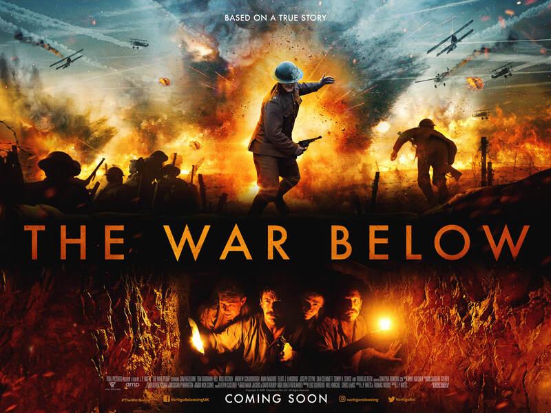 the war below poster