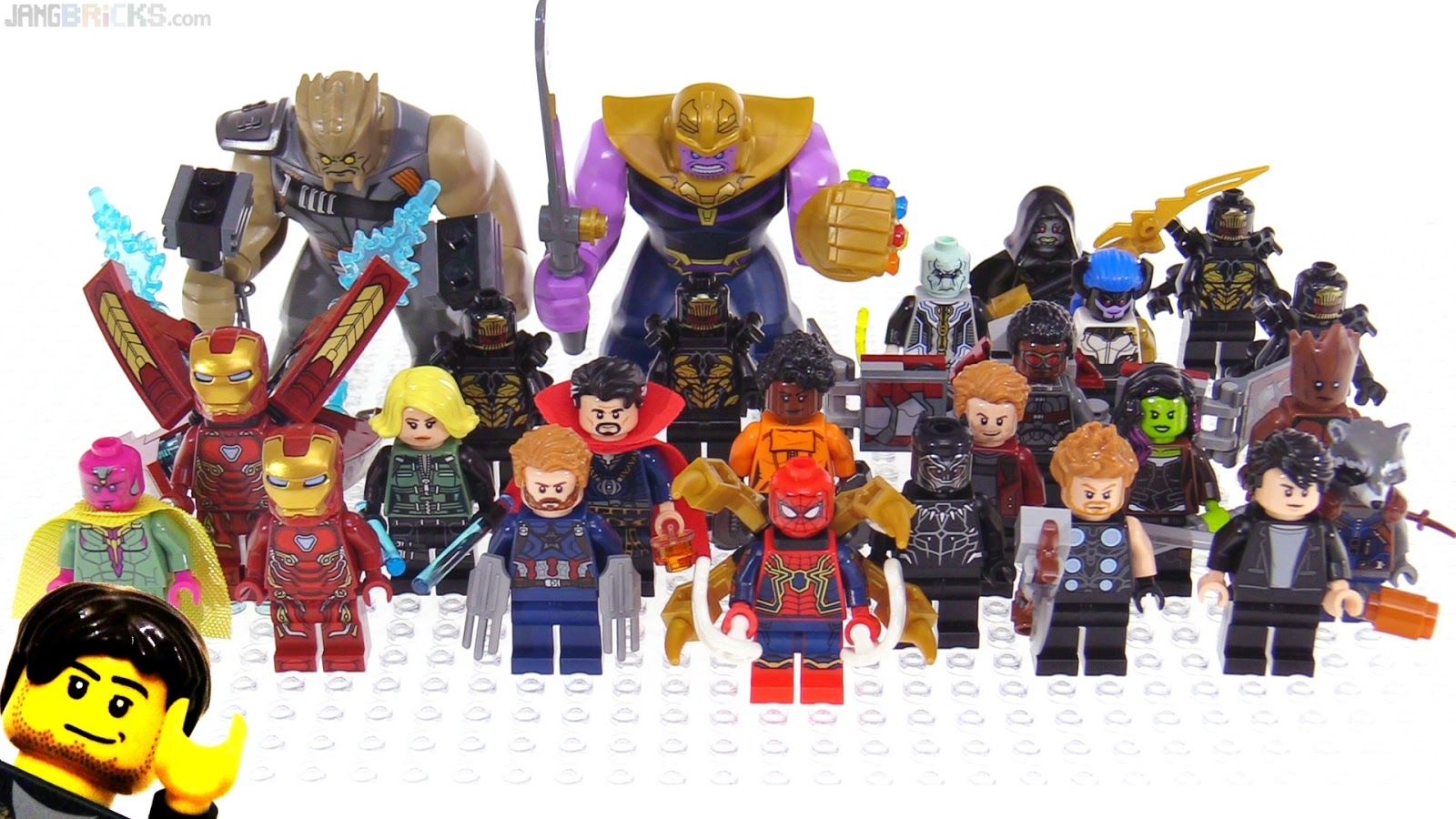 6 Malvorlagen Lego Superheroes: New Lego Infinity War Pictures To Pin On Pinterest