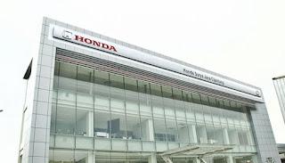 HONDA CIJANTUNG / HONDA SURYA JAYA CIJANTUNG