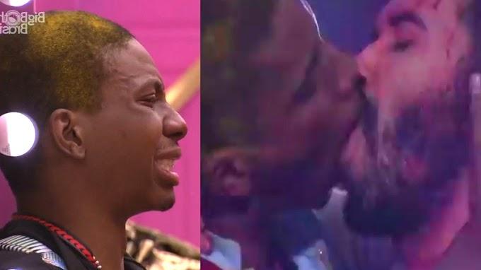 BOMBA: Lucas Penteado DESISTI DO BBB21 APÓS beijar GILBERTO e NÃO ESTA MAIS NO JOGO