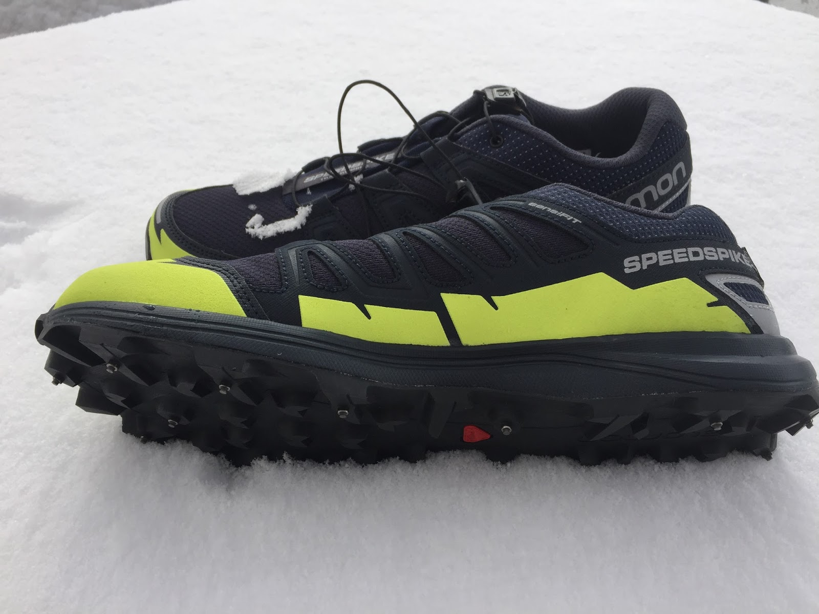 668c83ef1652 Road Trail Run  Salomon Speedspike CS Review  For gnarly snowy