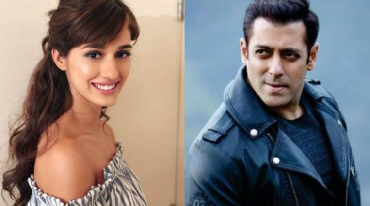 salman-disha - back to bollywood