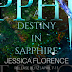 Release Blitz - A Destiny in Sapphire by Jessica Florence