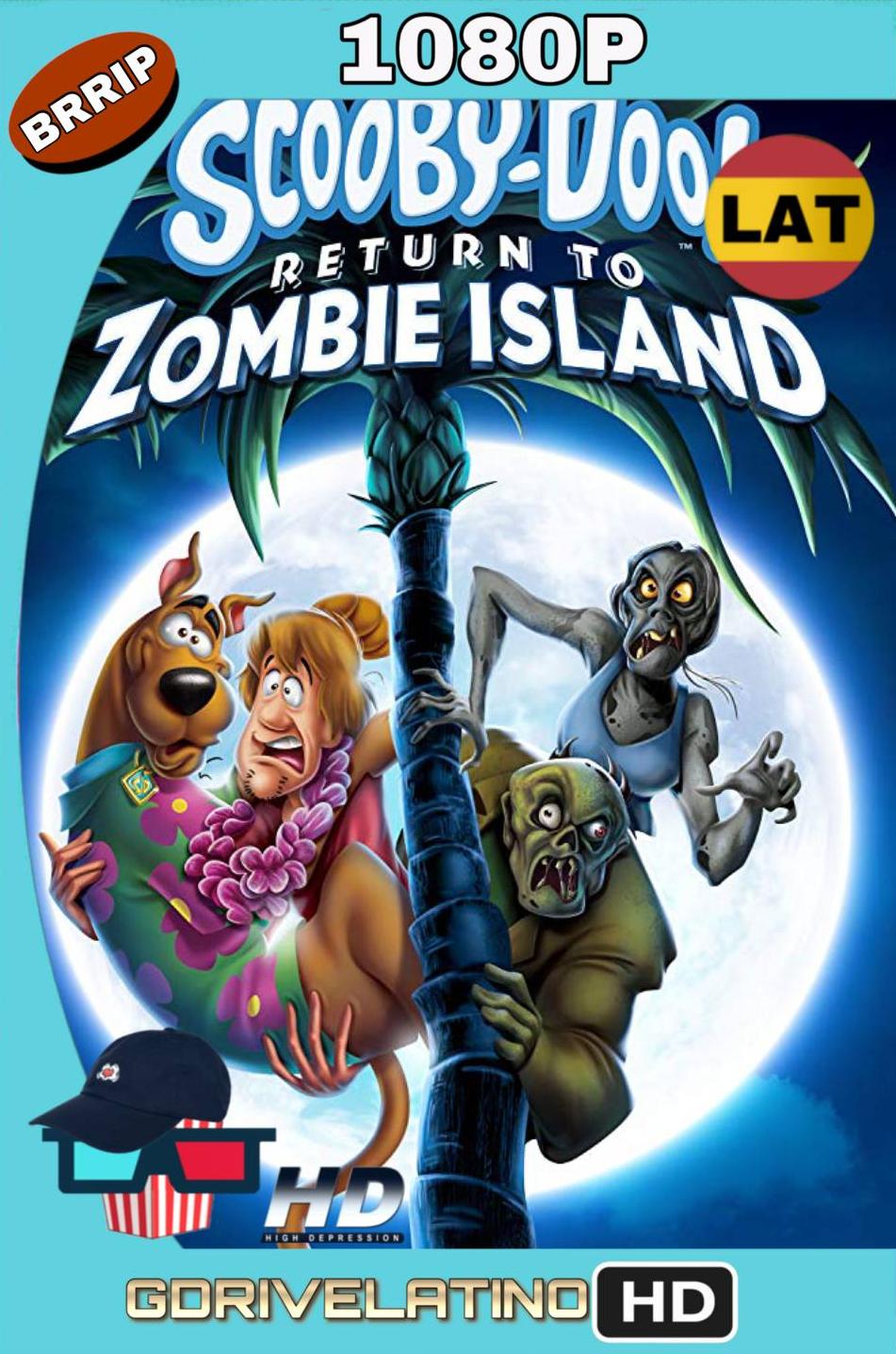 Scooby Doo! Return to Zombie Island (2019) BRRip 1080p Latino-Ingles MKV