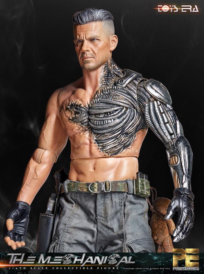 TOYS ERA 1:6th PE006 THE OCK Muscular Male Figure Body Movie  Dolls Presale