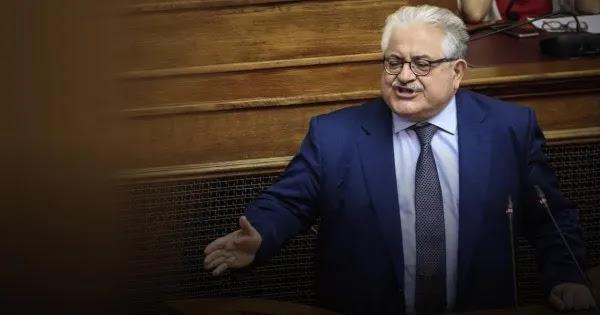 Καταγγέλλει την κυβέρνηση και αποχωρεί ο βουλευτής της ΝΔ Κ.Τζαβάρας: «Εγώ σε κωμωδίες δεν συμμετέχω»