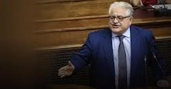 Ανήγγειλε ότι δεν θα θέσει υποψηφιότητα στις επόμενες εκλογές - Μετωπική επίθεση σε Κ.Μητσοτάκη, Μ.Χρυσοχοΐδη και Ν.Κεραμέως Το ιστορικό στέ...