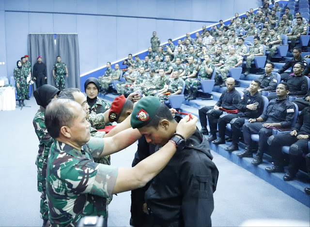 Asops Panglima TNI : Terorisme Jadi Ancaman Kemanusiaan Bangsa-Bangsa di Dunia