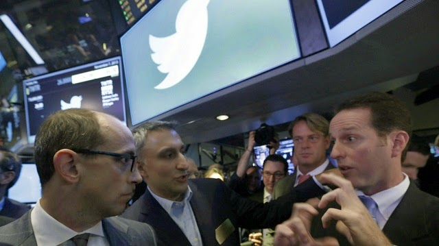 Google Buyout Rumors Boost Twitter's Stock Price