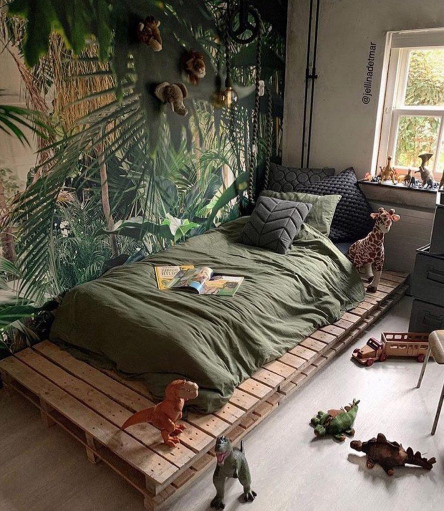Cómo hacer una cama de palets paso a paso_13