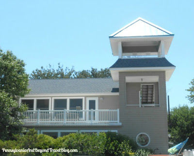 N. J. Audubon's Nature Center in Cape May, New Jersey