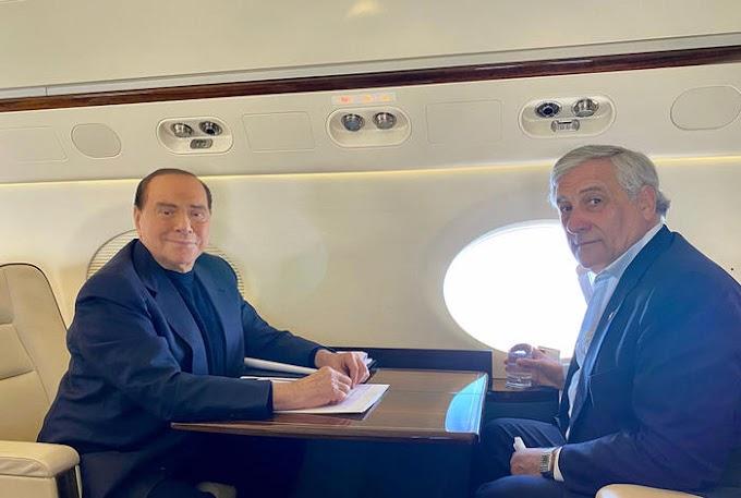 """Il ritorno di Berlusconi: """"Draghi al Colle? Come premier più vantaggi al paese"""""""