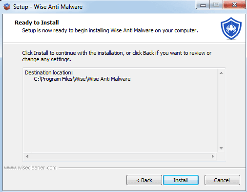 تفعيل Wise Anti Malware Pro