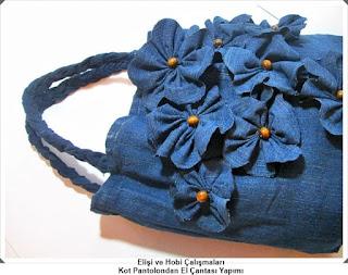 Elişi Çanta Modelleri - Moda Tasarım