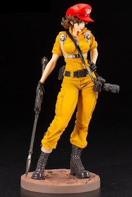 G.I. Joe Lady Jaye Canary Ann Edition Bishoujo Statue by Kotobukiya