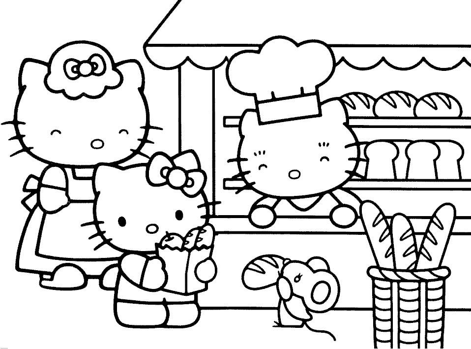 Giochi Hello Kitty Da Colorare.Hello Kitty Point 2011