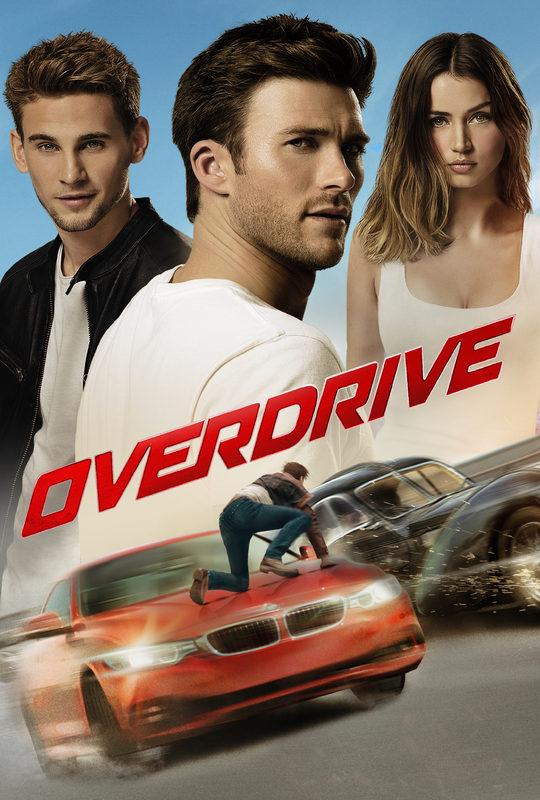 Overdrive [2017] [DVDR] [NTSC] [Latino]