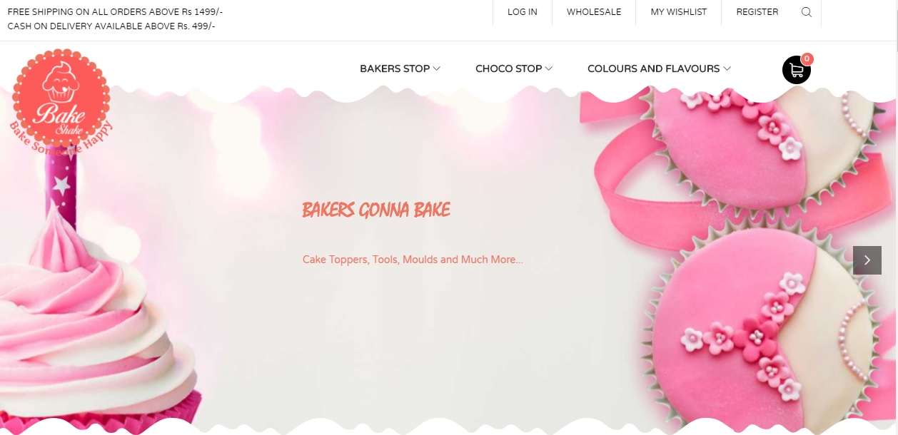 Foodie Delights Bangalore - Life n Spice: Online Baking Shopee
